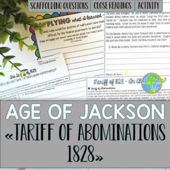 Andrew Jackson, John C. Calhoun, and the Tariff of Abomina