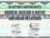 Andrew Jackson & Native American Relations Graphic Notes B