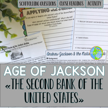 Andrew Jackson, Nicholas Biddle, and the Second Bank of the United States