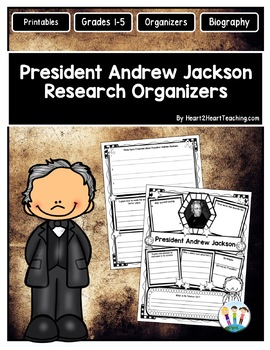 Andrew Jackson Organizers for Research Projects