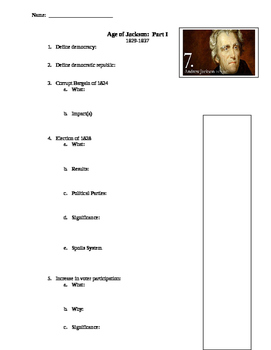 Andrew Jackson Overview