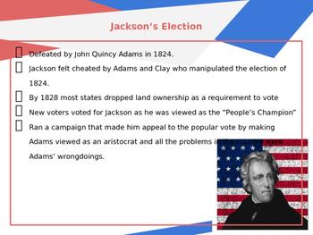 Andrew Jackson Powerpoint