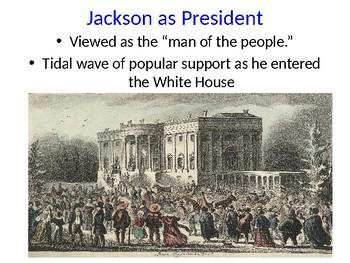 Andrew Jackson Presentation