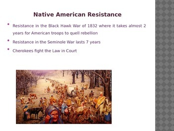 Andrew Jackson - Rise + Reign PowerPoint - AP US History Aligned