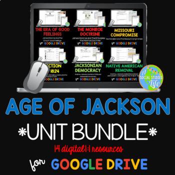 Andrew Jackson UNIT BUNDLE