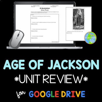 Andrew Jackson Unit Review