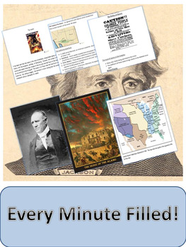 Andrew Jackson and Manifest Destiny: A Unit Plan