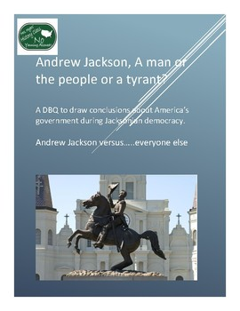 Andrew Jackson and the U.S. Government