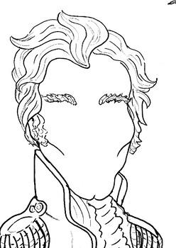 Andrew Jackson hero vs. villain cartoon