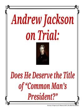 Andrew Jackson on Trial!