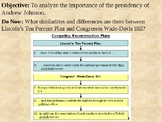 Andrew Johnson PowerPoint Presentation