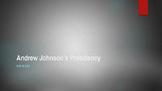 Andrew Johnson's Presidency