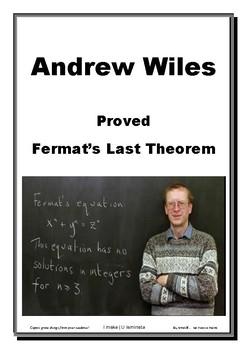 Andrew Wiles Fermat