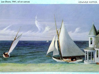 Edward Hopper - Realism -  Art History - American Painting - 184 Slides