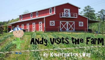 Andy Addition Visits the Farm (Addition to 10)