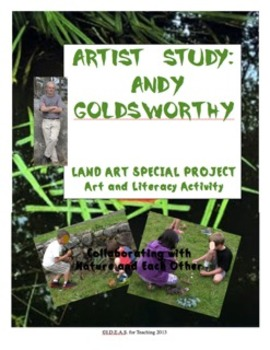 Andy Goldsworthy Land Art Special Project