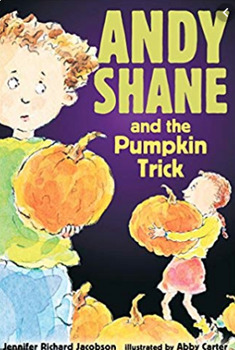 Andy Shane and the Pumpkin Trick Questions