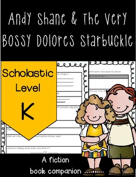 Andy Shane and the Very Bossy Dolores Starbuckle Comprehension Questions