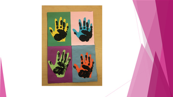 Andy Warhol Art Activity and PowerPoint