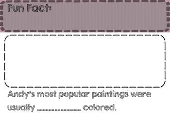 Andy Warhol - Biography