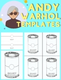 Andy Warhol Campbell's Soup Can Pop Art Lesson
