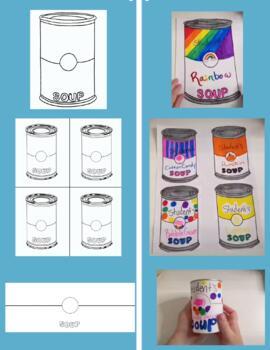 Campbells Soup Can Clip Art