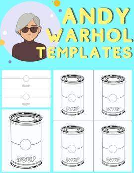 Andy Warhol Art Lesson Ideas