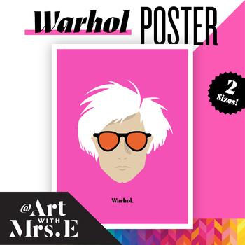 Andy Warhol | Classroom Visual