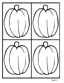 Andy Warhol Halloween Pumpkin Template