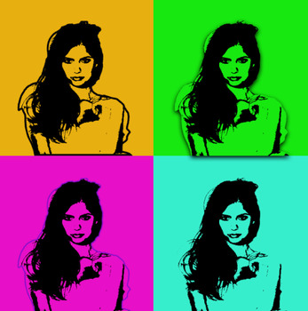 Andy Warhol Inspired Animation In Photoshop By Txtechnogeeksrus Tpt