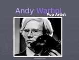 Andy Warhol Art History Unit Study