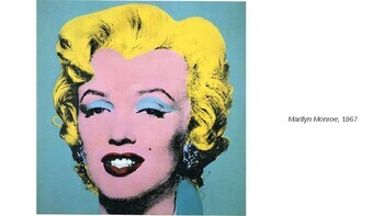 Andy Warhol PPT, 5-12