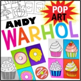 Andy Warhol Pop Art Projects for Kids