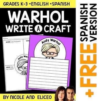 Writing Craft - Andy Warhol Art History