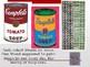 Andy Warhol biography and visuals