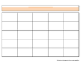 Anecdotal Record Sheets for Whole Class - Formative Assessment