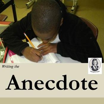 Anecdote via Common Core (Not Antidote!)