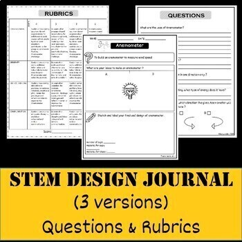 Anemometer STEM challenge