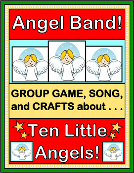 Christmas angel song lyrics