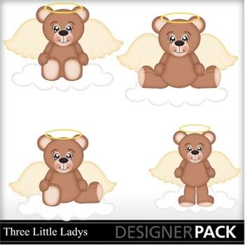 Angel Bears light
