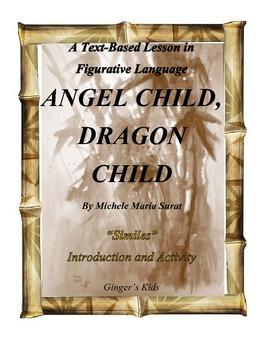 Angel Child, Dragon Child, Figurative Language