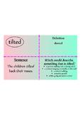 Angel Child Dragon Child Vocabulary