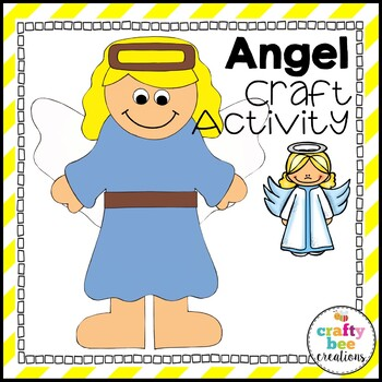 Angel Cut and Paste