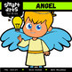 Angel Clip Art