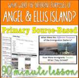 NEW! Angel & Ellis Island - Comparing the Different Immigr