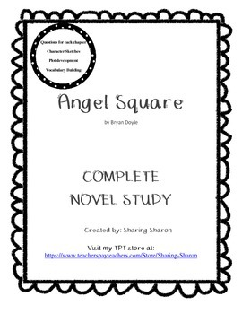 Angel Square by Bryan Doyle - Complete Novel Study