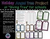 Angel Tree School Project/ Giving Tree Project