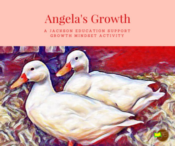Angela's Growth - Reading Passage and Comprehension Activity (With Answers)