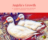 Angela's Growth - Reading Passage and Comprehension Activi