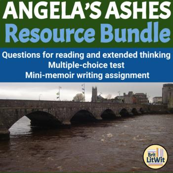 Angela's Ashes Unit Bundle (Frank McCourt)